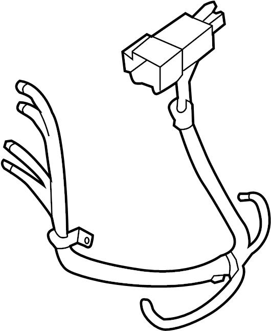 Nissan Juke Steering Column Wiring Harness  Mcvt