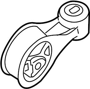 nissan sentra engine support rod cvt 11356 2653r bill Nissan Altima 2.5L Engine