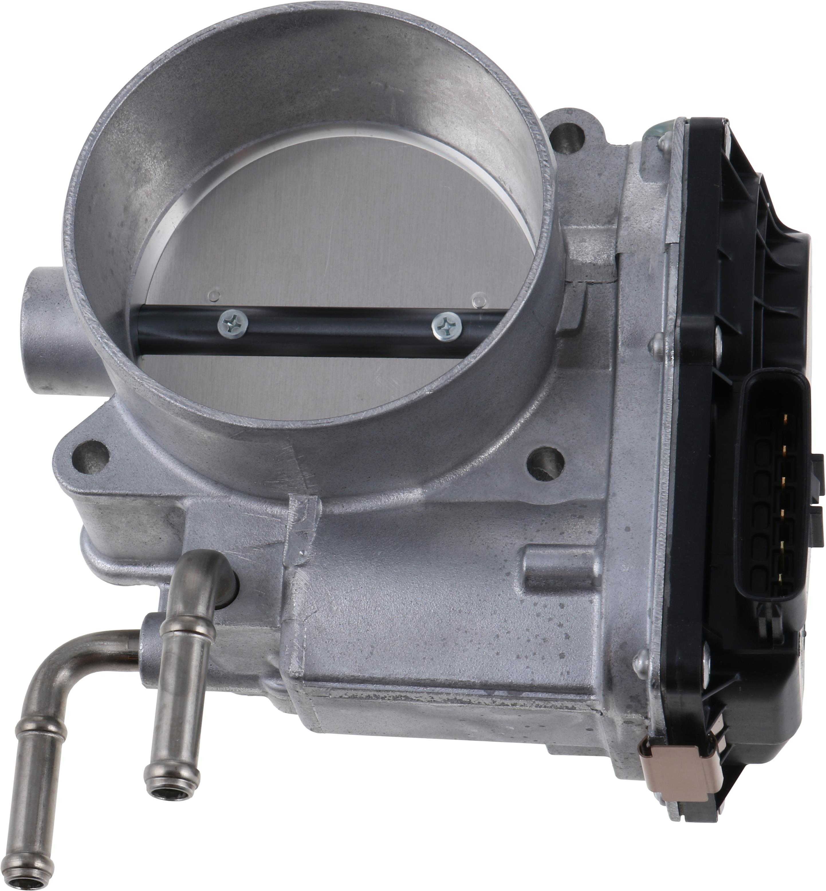 Nissan Titan Fuel Injection Throttle Body. CHAMBER