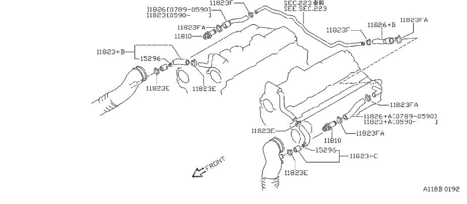 Nissan 300zx Pcv Valve
